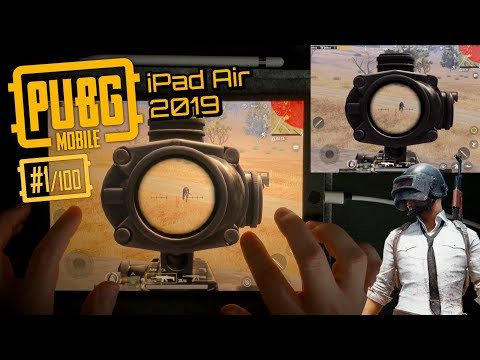 Let's Play On IPad Air 3 - PUBG Mobile (smooth, Extreme)
