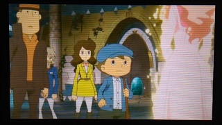Professor Layton and the Azran Legacy: ENTIRE Ending (US Version)