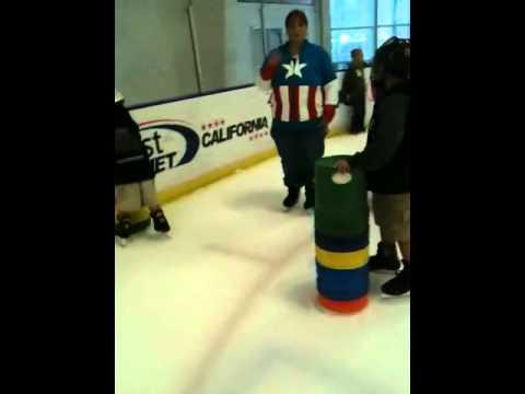 Bucket Skating