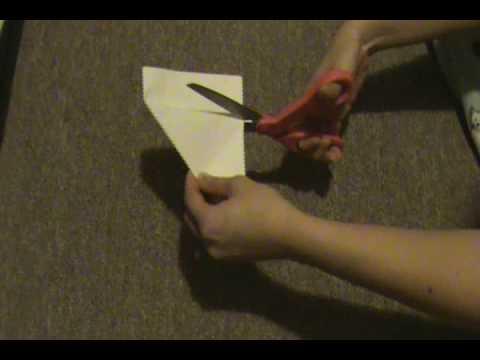 How To Make A Paper Snowflake   Preschool Art Ideas