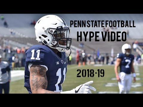 Penn State Football Hype Video 2018-19
