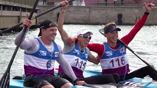 Day 1 Long Distance Highlights / 2019 ICF Stand Up Paddling (SUP) World Championships Qingdao China