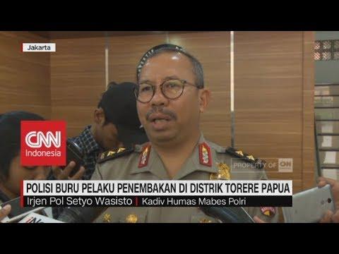 Bawa Surat Suara, Petugas Pilkada Di Papua Ditembak Orang Tak Dikenal