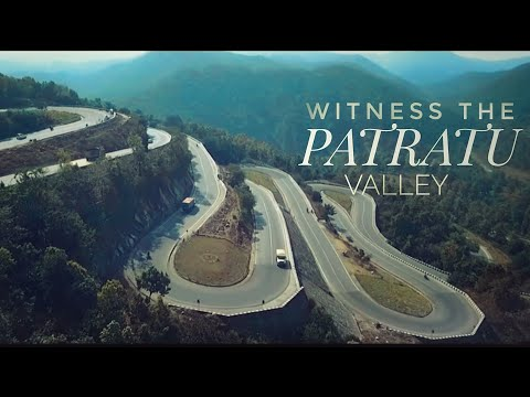 Witness The Valley | Patratu | Travel video | Visit  Ranchi | Jharkhand Tourism | India