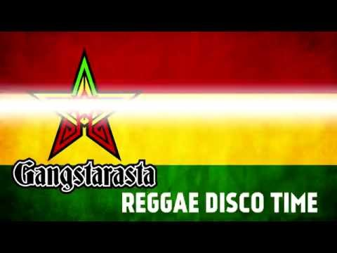 Gangstarasta - Reggae Disco ( Official Lyric Video )