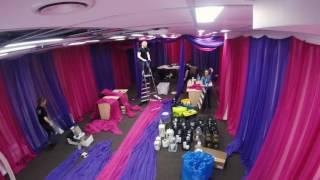 Новогодний корпоратив Apple Russia(Хотите знать, как студия декора Ameli превратилf обычный офис Apple Russia в марокканский шатер? Смотрите видео!, 2016-09-19T13:44:00.000Z)