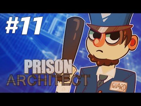 GET A JOB | Prison Architect | Alpha 31 | Part 11