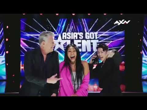 Tonight Asia Got Talent with Jay Park, Anggun and David Foster