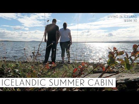 Living in Iceland - Icelandic Summer Cabin (week 30) | Sonia Nicolson
