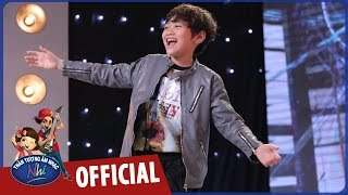 vietnam idol kids 2017 - tap 1 - nguyen quoc dat
