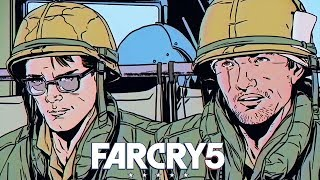 БРАТ ЗА БРАТА ► Far Cry 5: Hours of Darkness #2