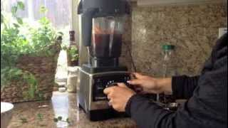 How To Make Black Bean Soup in a Blender/Vitamix