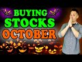 All The Stocks I'm Buying! - (October 2020)