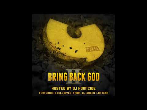 WuTang Clan  Da Mystery of Chessboxin DJ Homicide Remix  Audio