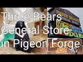 Three Bears General Store in Pigeon Forge Walkthrough and Review 2019