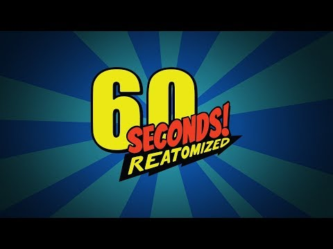 60 Seconds! Reatomized Game Trailer