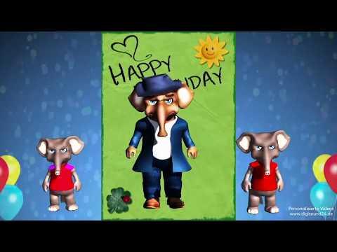 Clipart Geburtstagswunsch Youtube Png Herunterladen 800 939