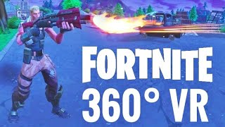 360° Videos FORTNITE Battle Royale Google Cardboard Virtual Reality VR Box