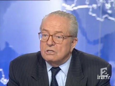 Plateau invité : Jean-Marie Le Pen