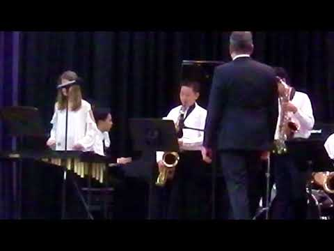 Great Valley Middle School Jazz Band - On Broadway