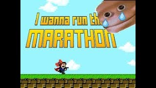 DON'T PLAY THIS GAME | i wanna run the marathon
