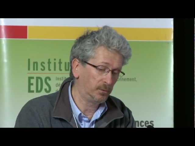 C.Bouchard, C. Potvin et A. Olivier - Défis de l'éducation au développement durable en ingénierie