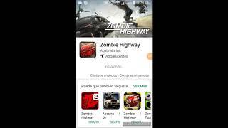 Como hackear Zombie Highway Sin ROOT