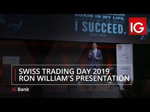 Ron William's presentation | Swiss Trading Day 2019