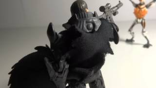 """84th Toy Pose Review """"General Zod vs General Grievous!"""""""