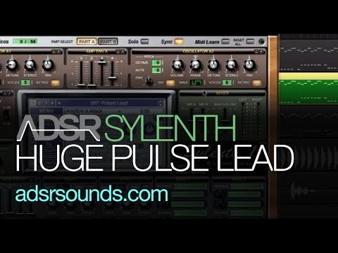 Sylenth1 - Huge Pulse Lead - How To Tutorial