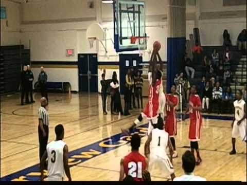 6'6 Malik Ray C/o 2013 McCluer High School and Team Ramey AAU 2013 highlights