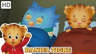 Daniel Tigre em Português 🌙 💤 Vamos Celebrar o Sono!   Vídeos para Crianças