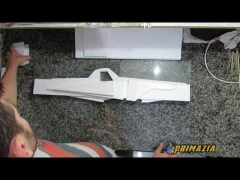 Dicas de Montagem KIT Ipanema 140cm Primazia Hobby