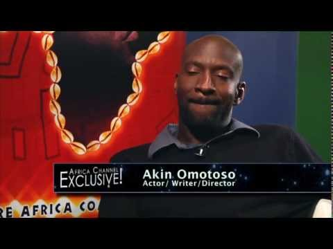 My interview with Akin Omotoso at the Pan African Film Festival in LA
