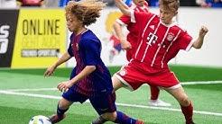 Europas beste U15-Fußballer - MTU-Cup 2017 | FC Barcelona, ManUnited, FC Bayern, AC Milan, Ajax.