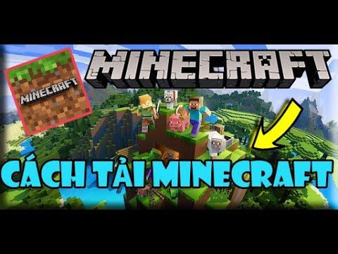 Hướng Dẫn Tải Minecraft Mọi Phiên Bản Trên Máy Tính Không Cần Acc Pre | Nobz CG
