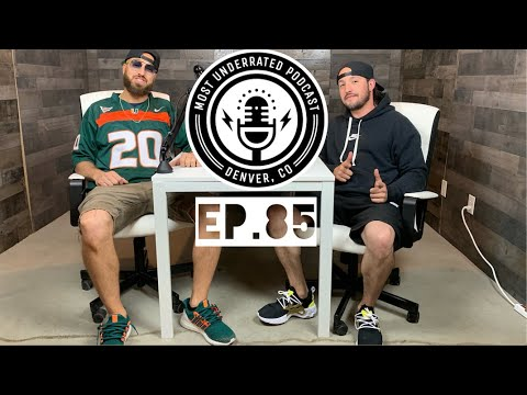 The Most Underrated Podcast #85 - StockX Breach + Yeezy Day + Dallas Nearly  Burns Up House & More!