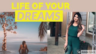 How to ATTRACT a WEALTHY LIFESTYLE| law of attraction