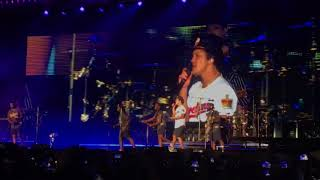 Just The Way You Are - Bruno Mars en Bogotá