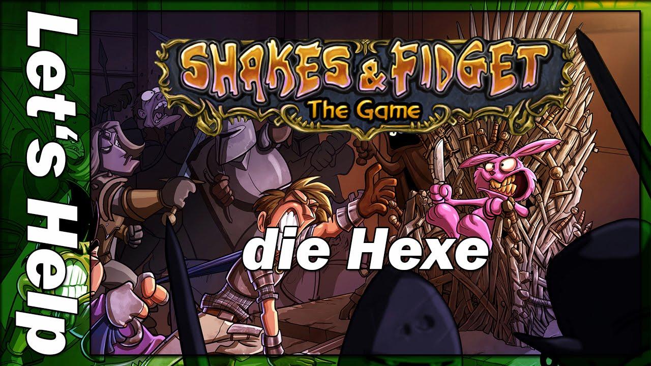 Shakes And Fidget Gegenstände Verbessern