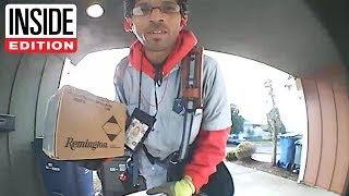 This Is the Nicest Mailman You'll Ever M...