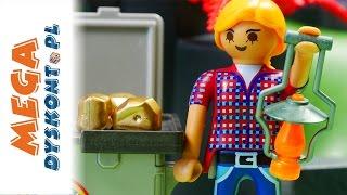 Wyprawa po skarb - Playmobil Wild Life - Bajki dla dzieci