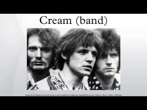 cream band youtube