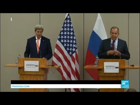 Syria: Kerry, Lavrov 'to meet', to secure, once again a peace plan