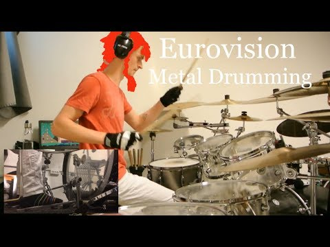 Rasmussen - Higher Ground [Drum Rock/Metal Remix] - Denmark Eurovision 2018