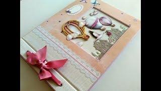 LIBRO DE FIRMAS PARA UNA BABY SHOWER / BABY SHOWER GUESTBOOK, Kora projects