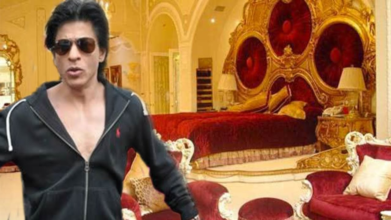 Shahrukh Khan House Mannat Inside Pictures 2015
