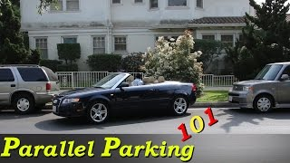 How to Parallel Park to Pass your Driving Test First Time!
