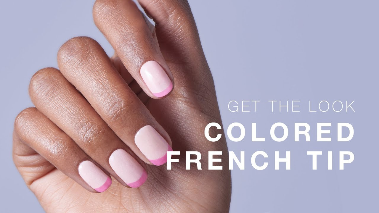 Video: FRENCH TIPS