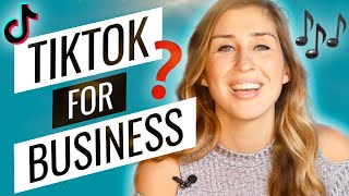 TikTok For Business (+ END OF INSTAGRAM!?)